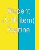 Routine Board