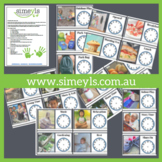 Routine Cards, Supports EYLF Australia