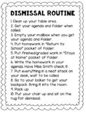 Routine Reminders