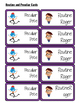 Routine or Peculiar? Common Emotions and Reactions Game fo