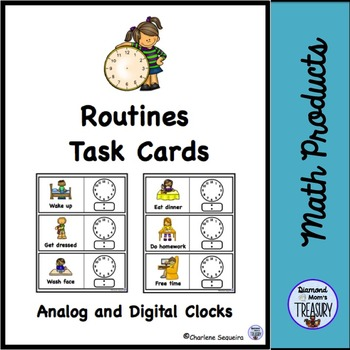 Routines Task Cards