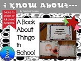 Classroom Routines and Procedures Booklet- Primary Grades