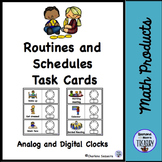 Routines and Schedules Task Cards