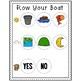 Row Your Boat Nursery Rhyme Pack