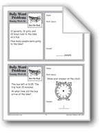 Row the Boat (Grade 2 Daily Word Problems-Week 30)