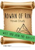 Rowan of Rin Novel Study Booklet