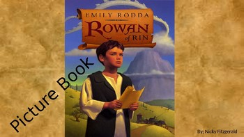 Rowan of Rin - Picture Book - Created
