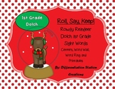 Sight Words: Dolch 1st Grade, Printables & Games, Winter