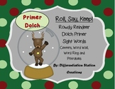 Sight Words: Primer Winter Printables and Games