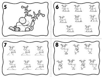 Count the Room (Reindeer)