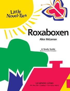 Roxaboxen - Little Novel-Ties Study Guide