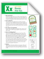 Roxie, the Fox