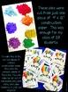 Roy G Biv Craftivity {White Light and Rainbows}