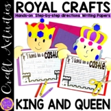 Royal Craft Activities (King and Queen)