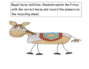 Royal Horse Addition
