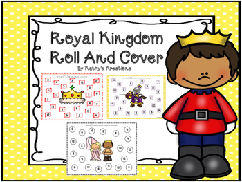 Fairy Tale -Royal Kingdom Roll and Cover