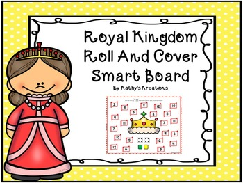 Fairy Tale -Royal Kingdom Roll and Cover Smart Board