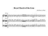 Royal March of the Lion (unison string score)