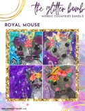 Royal Mouse - Finnish Folk Tale or Nutcracker Art Project