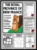 Royal Province of New France and Fur Trade