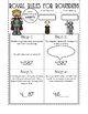 Royal Rules for Rounding Interactive Notebook plus two bonus INB rounding pages