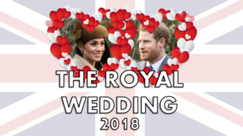 Royal Wedding 2018 Assembly Lesson Quiz – Harry, Meghan Markle British English