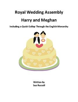 Royal Wedding Class Play Harry and Meghan
