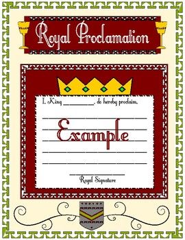 Royal for a Day: A Twist on Student of the Day