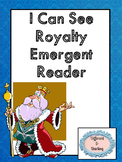 Royalty Emergent Reader