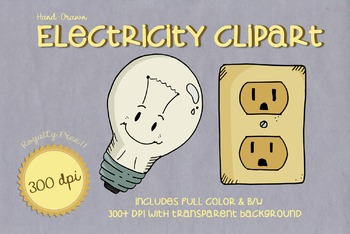 Royalty Free ELECTRICITY Clip Art