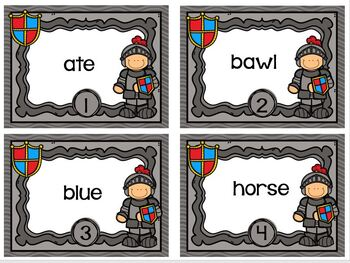 Royalty Series Good Knight Homophones