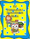 RtI Binder Bundle for Organization and Documentation K - 5