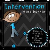 Intervention Bundle