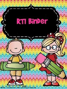 RtI Mega Binder for CPALLS / CPM (Update)