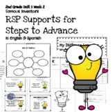 RtI/RSP 2nd Grade Supports for Steps to Advance Unit 5 Week 2