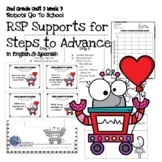 RtI/RSP 2nd Grade Supports for Steps to Advance Unit 5 Week 3