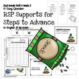RtI/RSP 2nd Grade Supports for Steps to Advance Unit 6 Week 2