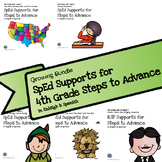 RtI/RSP 4th Grade Supports for Steps to Advance Growing Ye