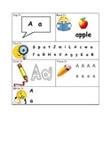 RtI for Letter Recognition