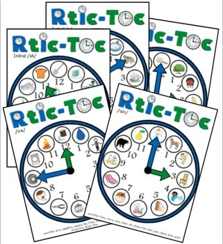 Rtic-Toc: An Articulation Game for Speech Therapy