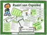 Ruairí san Ospidéal