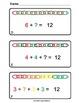 Rubber Band Bracelet Math Task Cards