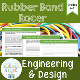Rubber Band Racer Cars- Engineering & Design Activity