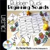 Rubber Duck- Alphabet Match