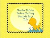 Rubber Duck Ending Sounds