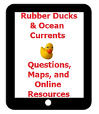 Rubber Ducks and Ocean Currents (Friendly Floatees)