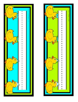 Rubber Ducky Theme Turquoise / Aqua / Teal,  Lime,  Black