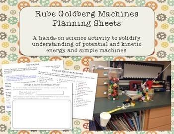 Rube Goldberg Device/ Machine Lesson