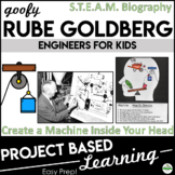 Rube Goldberg | Enrichment Activity | Create Your Own Rube Goldberg Machine