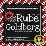 Energy Transformation: Rube Goldberg Machine Challenge 5-Day PBL & STEM - PPT